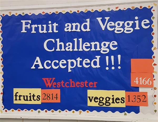 Regional Fruits and Veggies Challenge