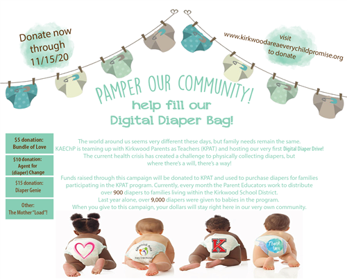 Pamper Our Community