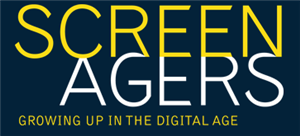 Screenagers logo