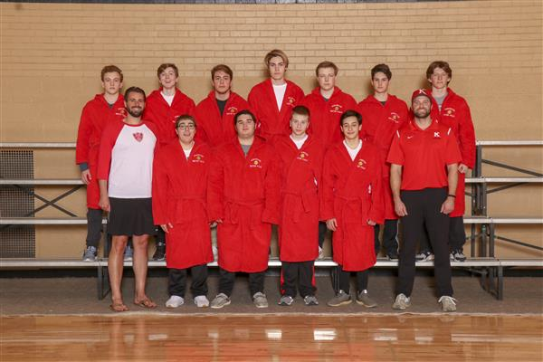 Varsity Water Polo Team