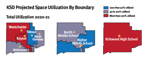 Ksd Calendar 2021-22 Proposition S / Enrollment Map by School