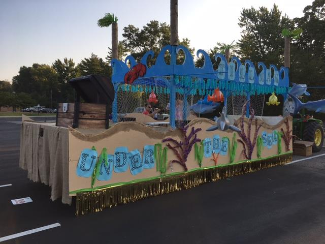 Greentree Float