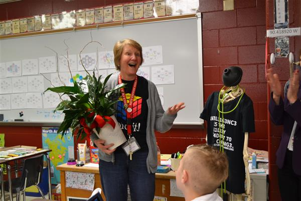 Dr. Denise Ford Selected as KSD Teacher of the Year