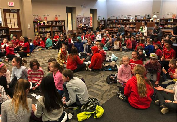 KSD Elementary students compete in Battle of the Books