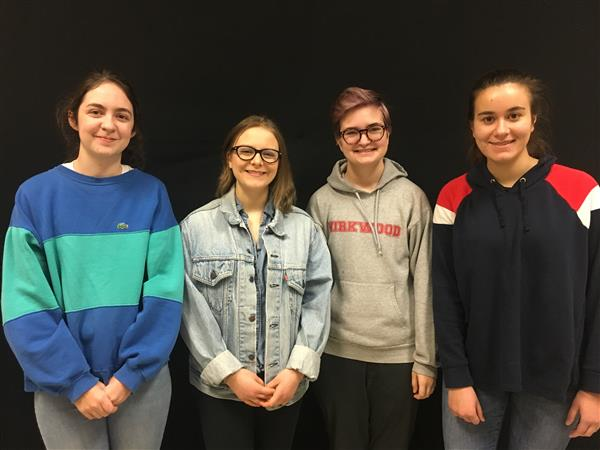 Kirkwood High School Students Sweep Awards in National Writing Competition