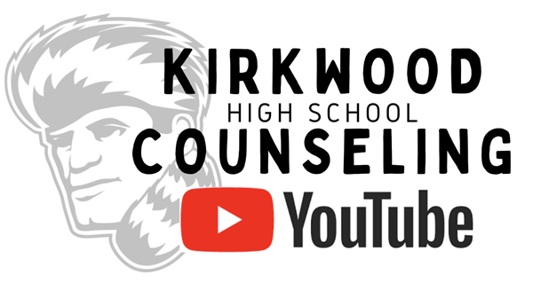 KHS Counseling YouTube Page