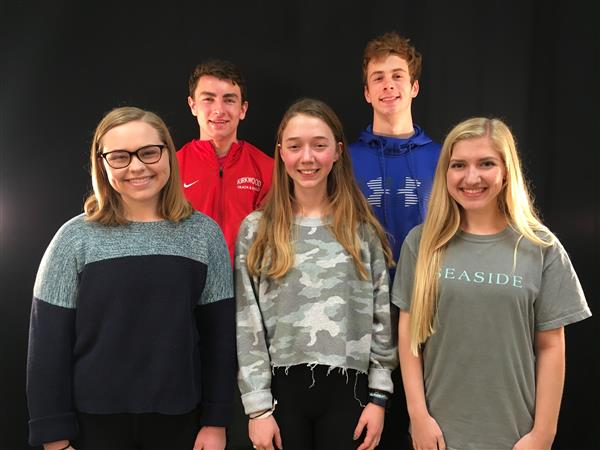 Kirkwood High School Students Win Video Production and Writing Awards