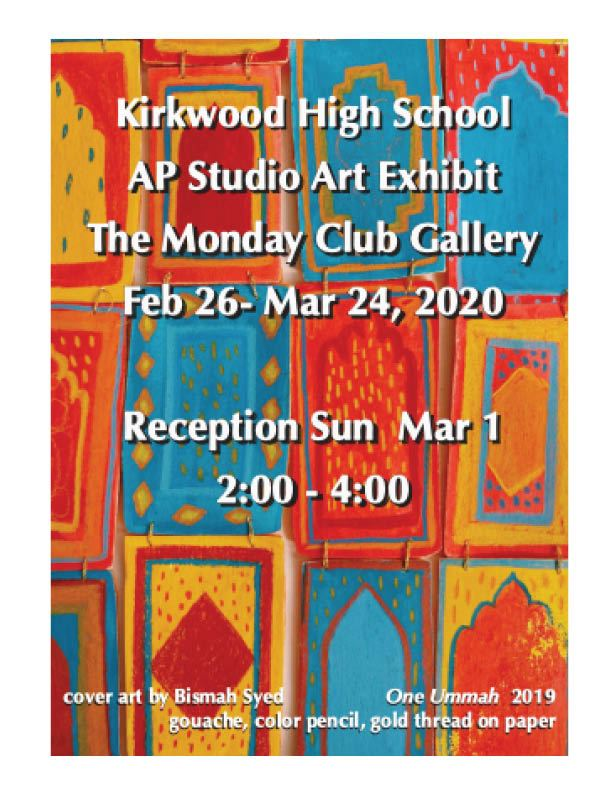 KHS Art Exhibit