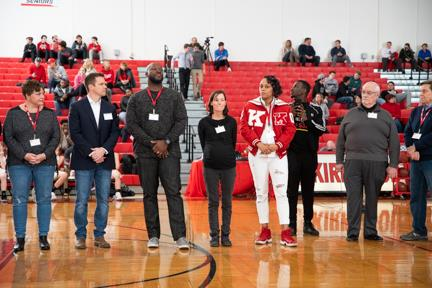 Alumni / Athletic Hall of Fame Class of 2019